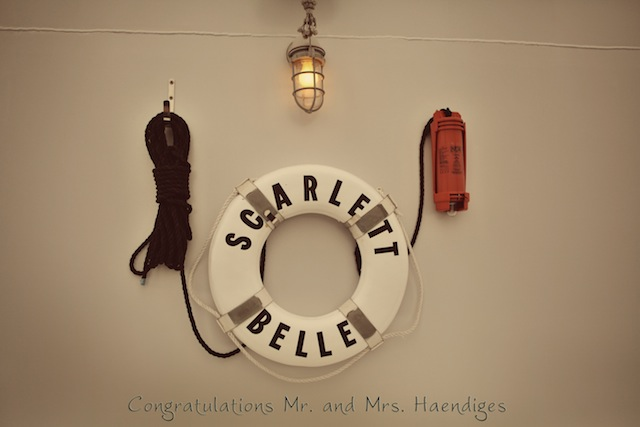 Scarlett Belle Wedding Ceremony: Jenna + Sonny