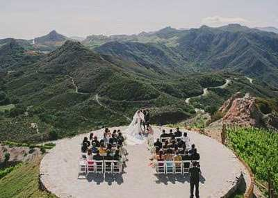 Malibu Rocky Oaks Estate Vineyards, Malibu, California